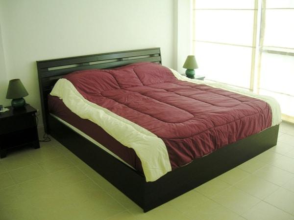 Bedroom in Phuket apartment