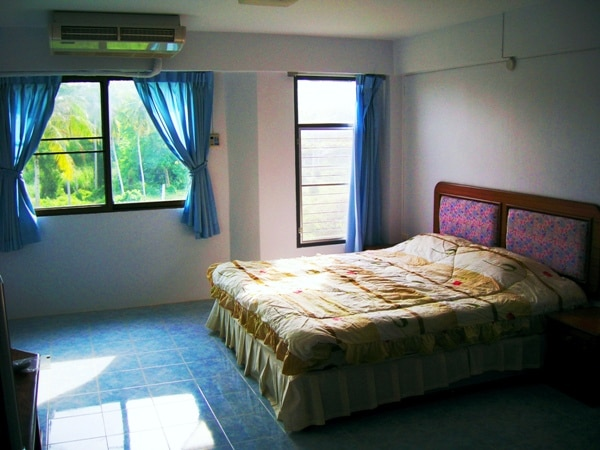 Accommodation in Phuket Town